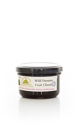 Wild Damson Fruit Cheese 120g